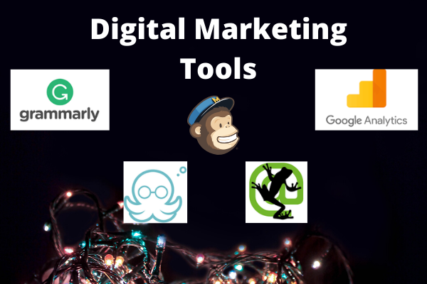 digital marketing tools used by DigitalCookies in SEO